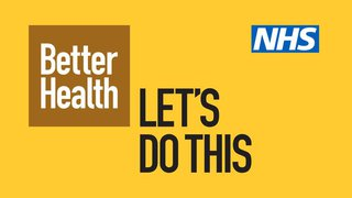 Better health –let's do this