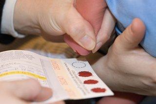 newborn blood spot screening