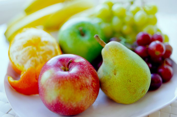 A healthy balanced diet for weight loss