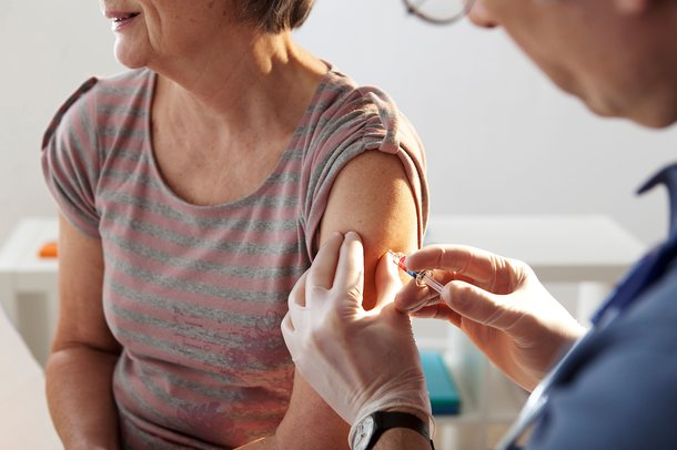 Who should have the flu jab?
