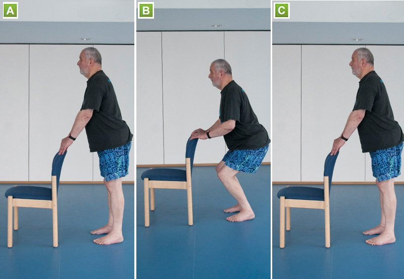 Strength Exercises Nhs Uk