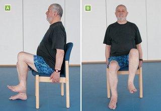 Sitting exercises - NHS