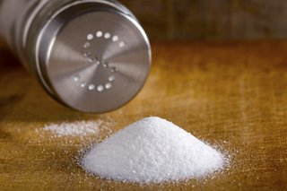 Picture of salt