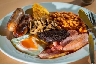 Picture of a fry-up.
