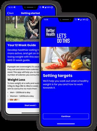 Better Health weight loss app