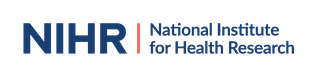 Logo image for the National Institute for Health Research